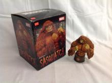 Sasquatch Bust