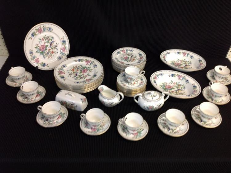 Pembroke China Set - Aynsley