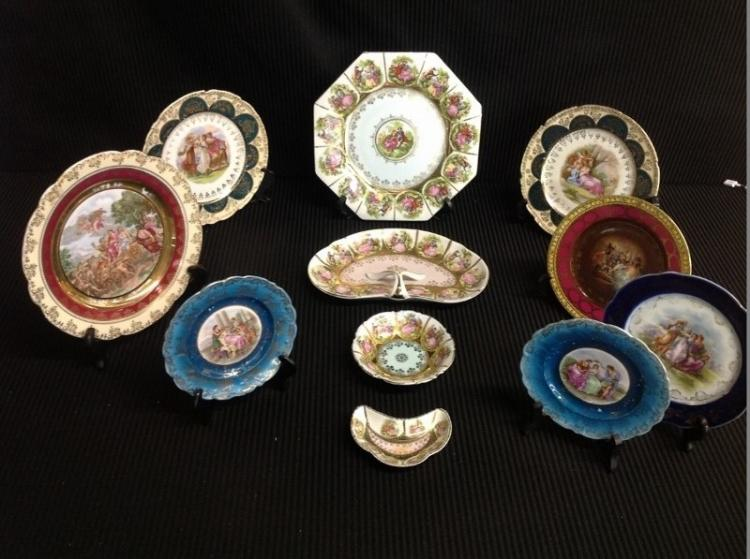 Beehive Assorted Plates