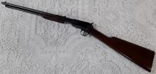 Winchester Model 06 Slide Action Rifle with Factory Smoothbore Barrel
