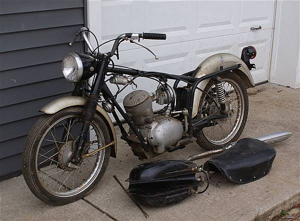 1968 SEARS MOTORCYCLE