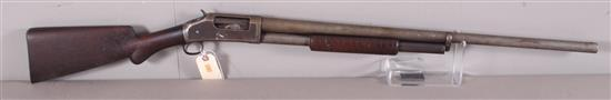 WINCHESTER MODEL 1897 12 GAUGE PUMP SHOTGUN SN: C59224