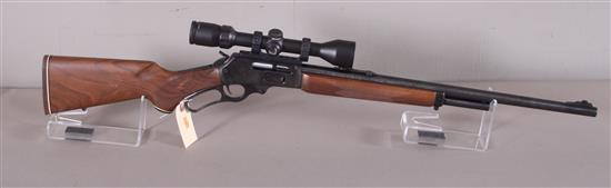 MARLIN MODEL 1895SS .45/70 CALIBER RIFLE SN: 02079030, INCLUDING BUSHNELL SCOPE