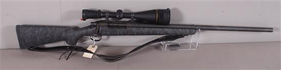 REMINGTON MODEL 700 .270 WIN CALIBER RIFLE SN: E6253795, INCLUDING SLING AND SCOPE
