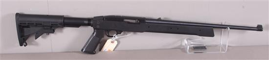 RUGER MODEL 10/22 CARBINE .22 LR CALIBER RIFLE SN: 254-63937, ADJUSTABLE STOCK