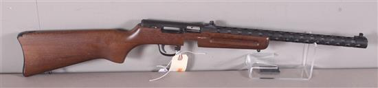 FLLIPIETTA MADE IN ITALY MODEL PPS 50/.22LR CALIBER RIFLE SN: PP000332, MISSING CLIP