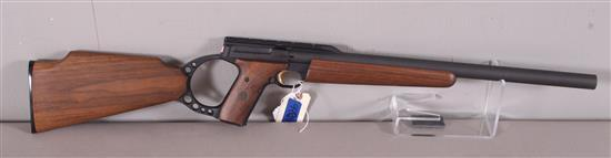 BROWNING MODEL BUCK MARK .22 CALIBER RIFLE SN: 213MX03895