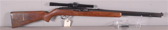 SAVAGE/SPRINGFIELD MODEL 187R .22 LR CALIBER SEMI-AUTO RIFLE SN: NONE