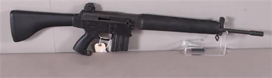 ARMA LITE MODEL AR180B 5.56 MM CALIBER SEMI-AUTO RIFLE SN: 204675