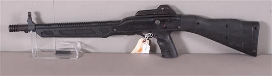 HI-POINT MODEL 995 9MM CALIBER SEMI-AUTO RIFLE SN: B25936