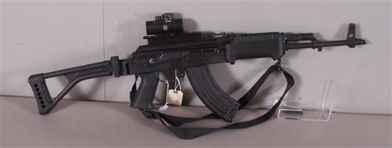 GPWASR-10/63 7.62 X 39 MM CALIBER SEMI-AUTO RIFLE SN: PX8069-85, INCLUDING SLING AND BSA RED DOT