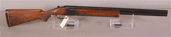 BROWNING MODEL LIGHTNING .12 GAUGE OVER/UNDER SHOTGUN SN: 5626S69, LIGHT RUST