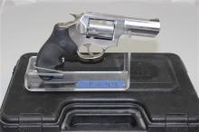 RUGER MODEL SP101 .357 MAG CALIBER REVOLVER SN: 573-60037, NON-MATCHING BOX