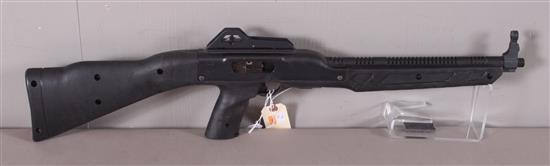 HI-POINT MODEL 995 .9MM CALIBER SEMI-AUTO RIFLE SN: B83075