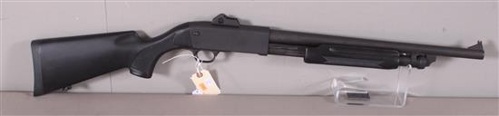 SHANDONG FIRST MACHINE WORKS .12 GAUGE PUMP SHOTGUN SN: 0400856