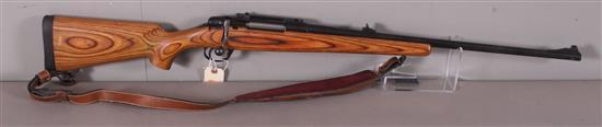 ANTONIO ZOLI 30/06 CALIBER BOLT RIFLE SN: 004858, INCLUDING SCOPE BASE AND SLING