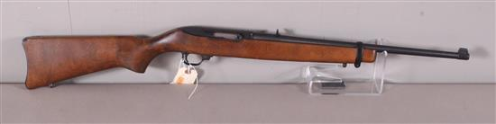 RUGER MODEL 10/22 .22 LR CALIBER SEMI-AUTO RIFLE SN: 121-79972