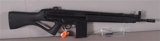 SPRINGFIELD ARMORY MODEL SAR8 7.62 MM CALIBER SEMI-AUTO RIFLE SN: 12009