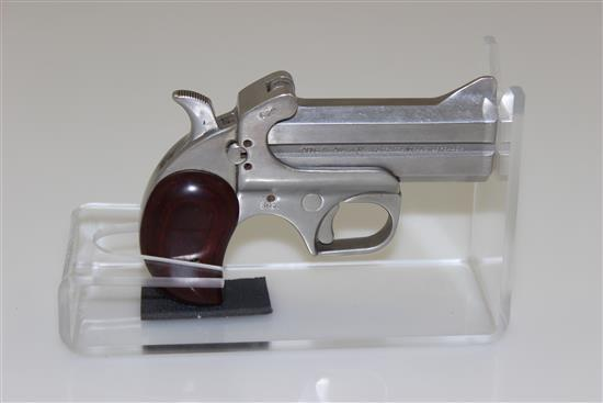 BOND ARMS MODEL C2K .410/45 LC CALIBER PISTOL SN: 3656