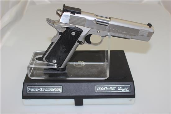 PARA-ORDANCE MODEL P14.45 LIMITED .45 AUTO CALIBER PISTOL SN: HM7278, INCLUDING ORIGINAL BOX