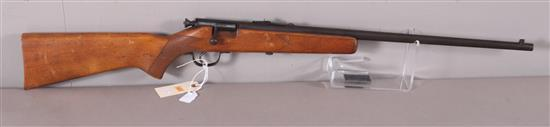 SPRINGFIELD MODEL 15 .22 LR CALIBER BOLT RIFLE SN: NONE