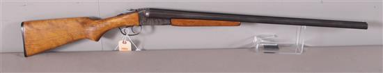 STEVENS MODEL 311A 12 GAUGE DOUBLE BARREL SHOTGUN SN: NONE