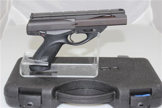 BERETTA MODEL U22 NEOS .22 LR CALIBER SEMI-AUTO PISTOL SN: P08220, INCLUDING ORIGINAL BOX