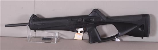 BERETTA MODEL CX4 STORM 9MM CALIBER SEMI-AUTO RIFLE SN: CX05139