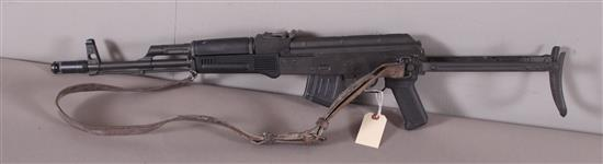 VECTOR ARMS MODEL AK47 7.62 X 39 MM CALIBER SEMI-AUTO RIFLE SN: 71Z4493, INCLUDING FOLDING STOCK AND SLING