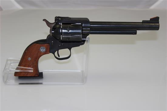 RUGER MODEL BLACK HAWK .357 MAG CALIBER REVOLVER SN: 31-15292, LIGHT RUST