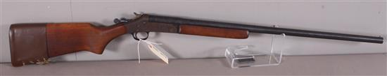 HARRINGTON AND RICHARDSON MODEL TOPPER M48 .16 GAUGE SINGLE SHOT SHOTGUN SN: NONE, LIGHT RUST