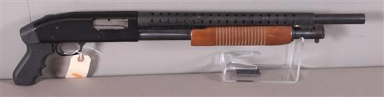 MOSSBERG MODEL 500A .12 GAUGE SHOTGUN SN: K741565