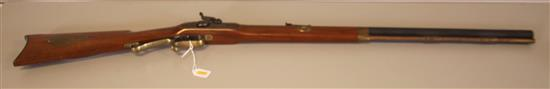 THOMPSON CENTER ARMS .50 CALIBER MZ RIFLE SN: 236479, DOES NOT NEED CALLED IN **********