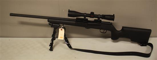 SAVAGE ARMS MODEL MK-II, BOLT-ACTION RIFLE 22LR CAL
