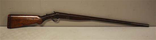 HARRINGTON AND RICHARDSON ARMS CO. 12 GA. CHOKE SHOTGUN, SN:A55048