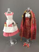 (2) BARBIE OUTFITS INCLUDING