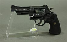 SMITH & WESSON 27-2 .357 MAG CALIBER REVOLVER SN:N696731