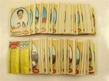 LOT TOPPS NFL 1970 200 PLAYER CARD SET, INCOMPLETE
