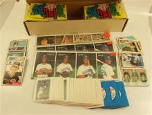 LOT MLB PLAYER CARDS INCLUDING 26 UNOPENED TOPPS 1982 SCRATCH-OFF PACKS; 96 TOPPS 1986 MINIS WITH DUPLICATES, INCOMPLETE; 22 TOPPS 1...