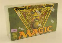 LOT MAGIC VISIONS BOXED AND SEALED EXPANSION SET FOR MIRAGE AND MAGIC, THE GATHERING