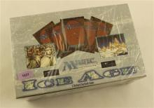 LOT MAGIC ICE AGE BOXED AND SEALED BOOSTER PACKS