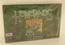 LOT MAGIC HOMELANDS BOXED AND SEALED EXPANSION SETS