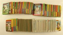 LOT TOPPS MLB 1974 AND 1975 PLAYER CARD SETS
