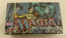 LOT MAGIC THE RATH CYCLE STRONGHOLD BOOSTER PACKS IN SEALED DISPLAY BOX