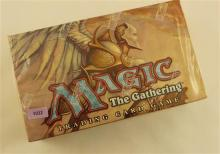 LOT MAGIC THE GATHERING URZA''S SAGA BOXED AND SEALED BOOSTER PACKS