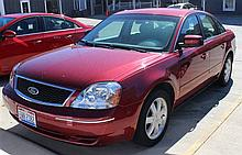 2005 FORD 500 4 DOOR 51,000 MILES FROM LOCAL DECEASED OWNER