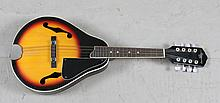 HARMONY MANDOLIN MISSING ONE STRING, 27 1/2