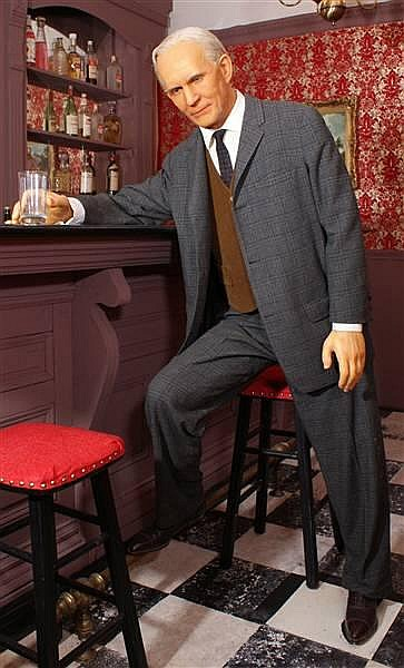 HENRY FORD WAX FIGURE BY KATHERINE STUBERGH