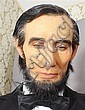 ABRAHAM LINCOLN WAX FIGURE BY KATHERINE STUBERGH