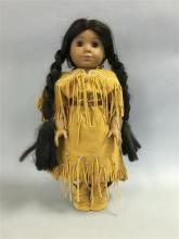 AMERICAN GIRL PLEASANT CO. HISTORICAL CHARACTER DOLL